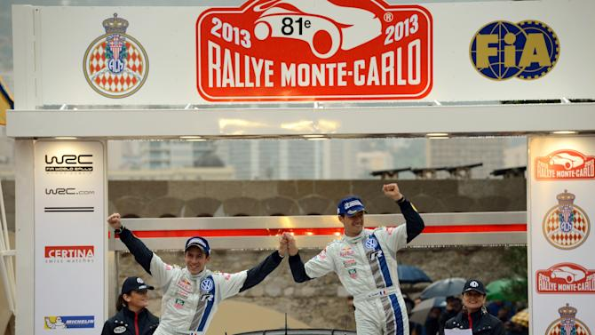 FIA World Rally Championship Monte-Carlo - Day Five