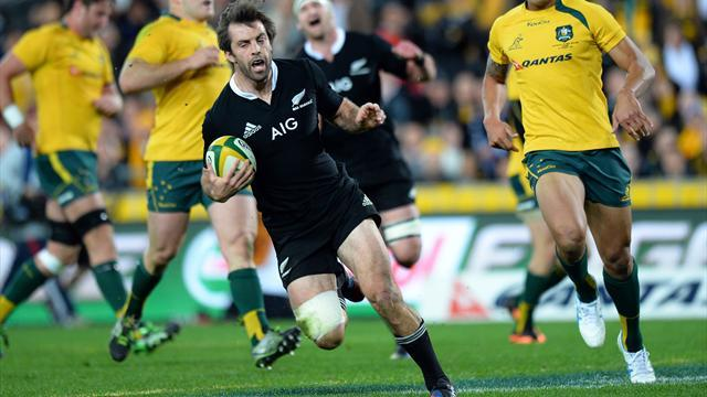 Rugby - 'Consistency' the buzzword for both NZ and Australia