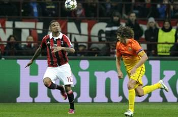 Puyol dismisses AC Milan links