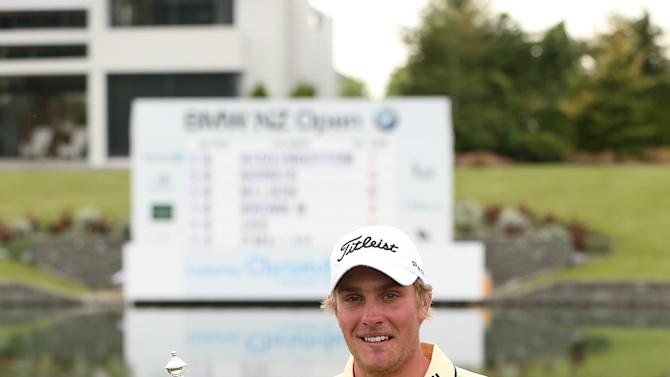 New Zealand Open Championship - Day 4