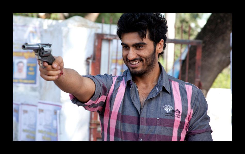 Ishaqzaade: A passionate love story