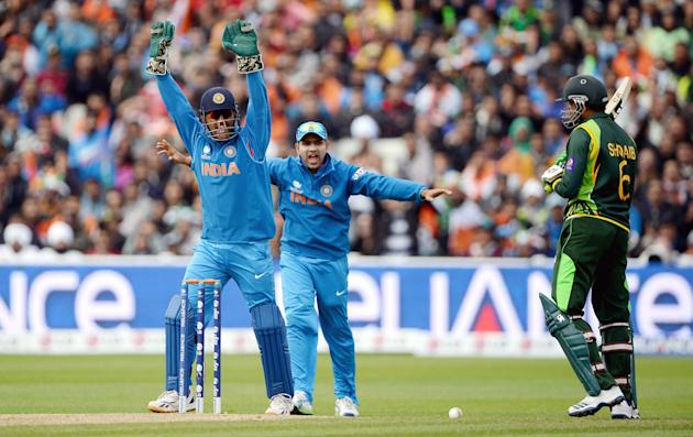 India v Pakistan: Group A - ICC Champions Trophy