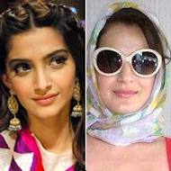 Sonam Kapoor Suggested Ameesha Patel's Name For 'Race 2'