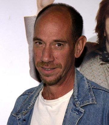 Premiere: Miguel Ferrer at the LA premiere of Paramount's The School of Rock - 9/24/2003