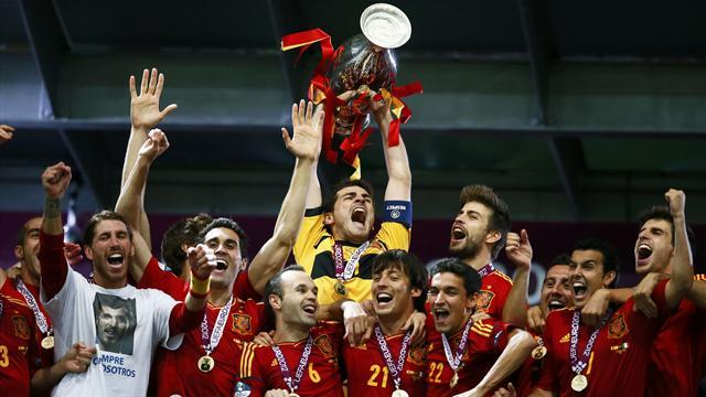 Football - UEFA to stage Euro 2020 in various cities across Europe