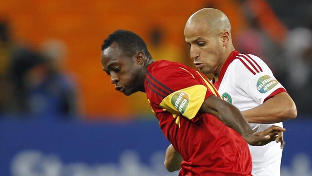 African Cup of Nations - Angola and Morocco draw blank