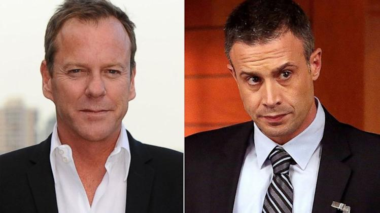 Why Working with Kiefer Sutherland Made Freddie Prinze Jr. Want to Quit Acting