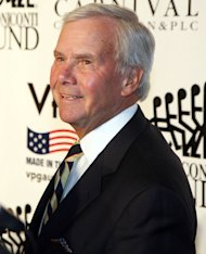 Tom Brokaw: 'All is well after hospitalisation'