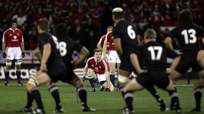 Rugby Union - Australia v Lions - Lions By Numbers