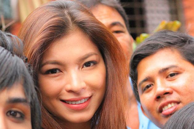 """Unofficially Yours"" star Angel Locsin."