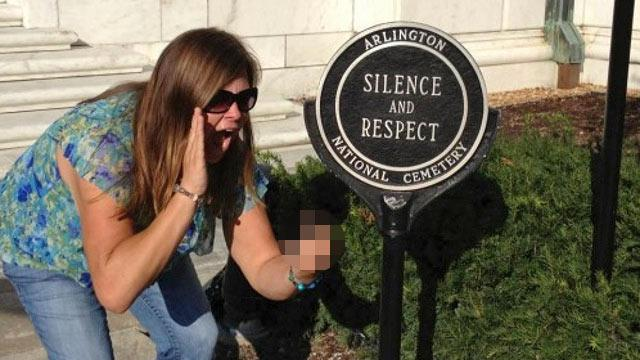 Prank Photo at Tomb of Unknowns Sparks Backlash