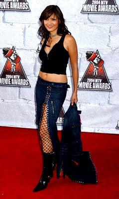 "Kelly Hu was on ""Sunset Beach.""  That was a soap opera. MTV Movie Awards - 6/5/2004"