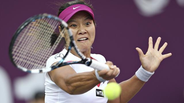 Tennis - Li sent packing from Doha