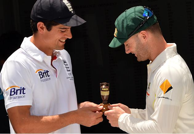 CRICKET-AUS-ENG-ASHES