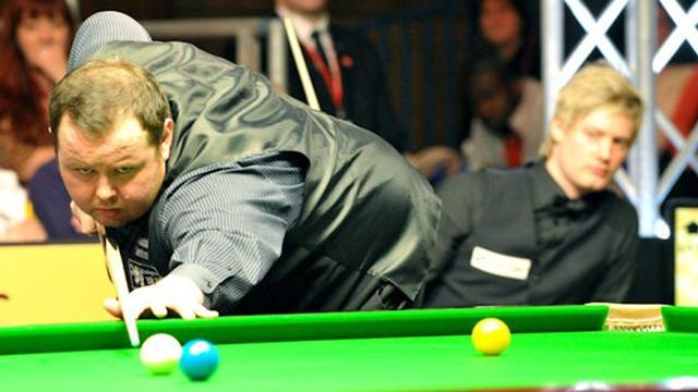 Snooker - Robertson: Lee should never play snooker again