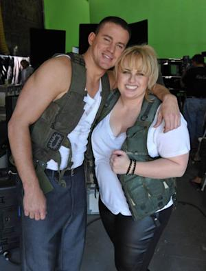 Rebel Wilson Channing Tatum MTV Movie Awards -- MTV