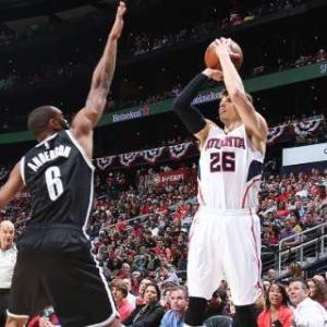 Hawks vs. Nets: Game 1