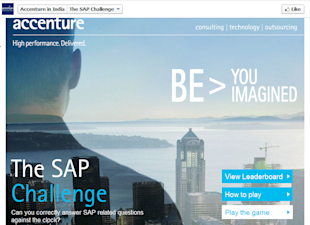 How To Leverage Facebook for Marketing B2B Brands image Accenture in India