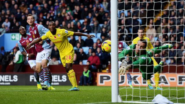 Premier League - Villa beat Cardiff at home with Bacuna free-kick