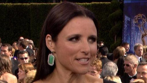Emmys 2010: Julia Louis-Dreyfus of The New Adventures of Old Christine