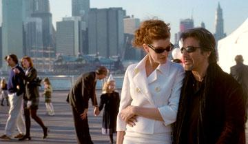 Rene Russo and Al Pacino in Universal Pictures' Two for the Money