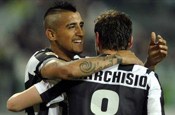 Marchisio: Juventus showed great character