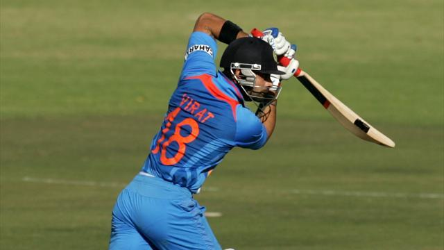 Cricket - Zimbabwe v India / Sri Lanka v South Africa: LIVE