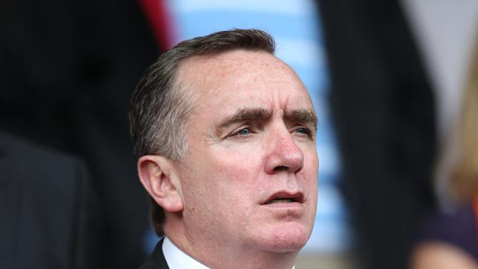 Liverpool's Ian Ayre (pictured) has criticised Wigan's Dave Whelan over his handling of talks with Roberto Martinez