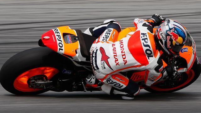 Motorcycling - Pedrosa fastest as testing resumes