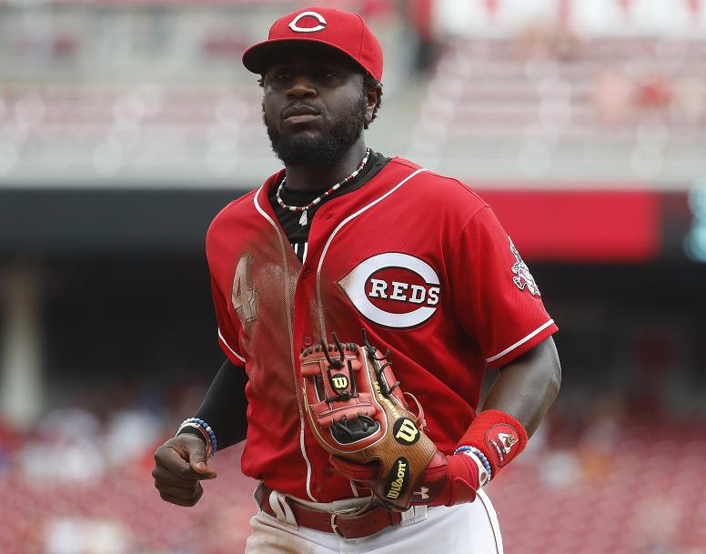 Brandon Phillips is reportedly more open to a trade this winter. Does he still have value? (AP)