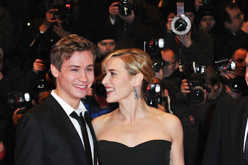 59th Annual Berlin Film Festival 2009 David Kross Kate Winslet