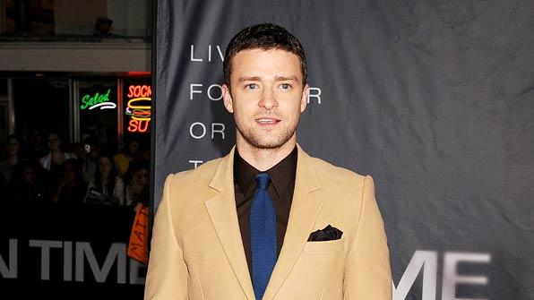 Justin Timberlake In Time Premiere