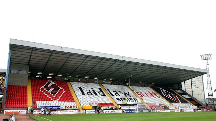 The 10,000 Hours group has been asked to review its offer to buy St Mirren
