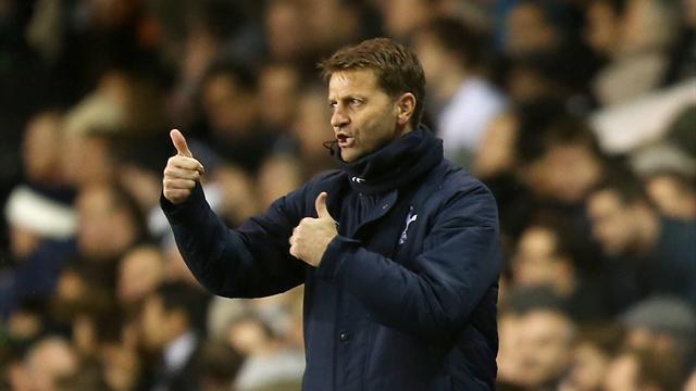 Premier League - How Sherwood revitalised Spurs' push for the top four