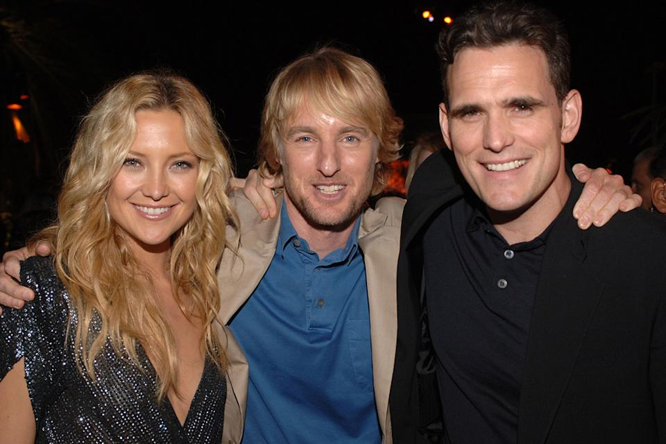 Kate Hudson Owen Wilson Matt Dillon 2006