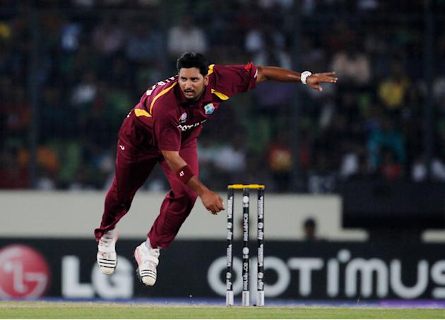 Pakistan v West Indies - 2011 ICC World Cup Quarter-Final