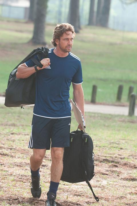 Playing for Keeps Stills, 2012, Gerard Butler