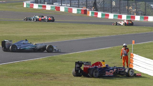 Webber hits out at 'nutcase' Grosjean
