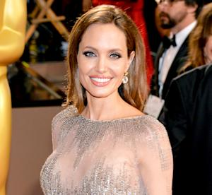 """Angelina Jolie """"Very Happy"""" With Double Mastectomy, """"There's Still Another Surgery"""""""