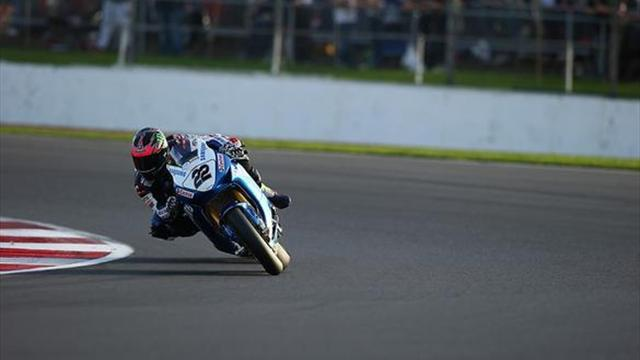Superbikes - Brands BSB: Lowes quickest in opening free practice