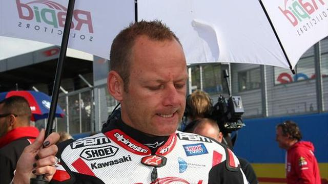 Superbikes - Another 'tough battle' for Byrne