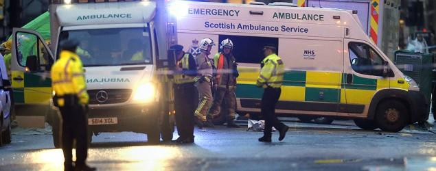 6 killed after garbage truck plows into crowd