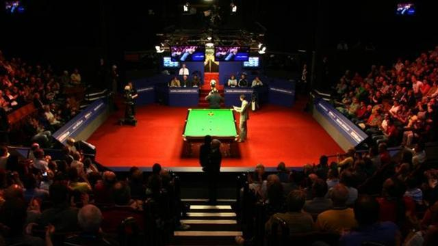 Snooker - World Championship 2013 results
