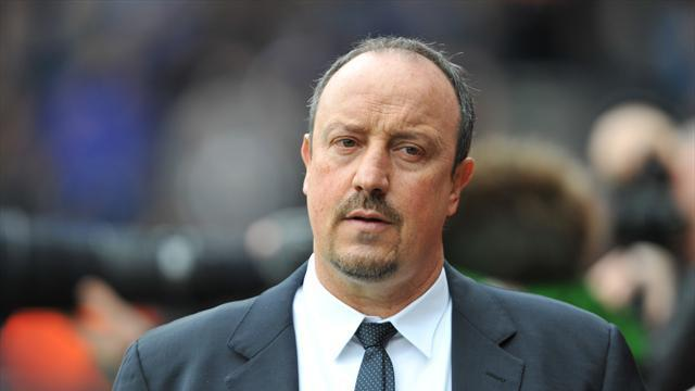 Europa League - Benitez plays down Lampard and Luiz row