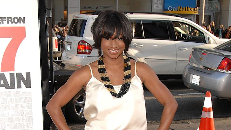17 Again LA Premiere 2009 Monique Coleman