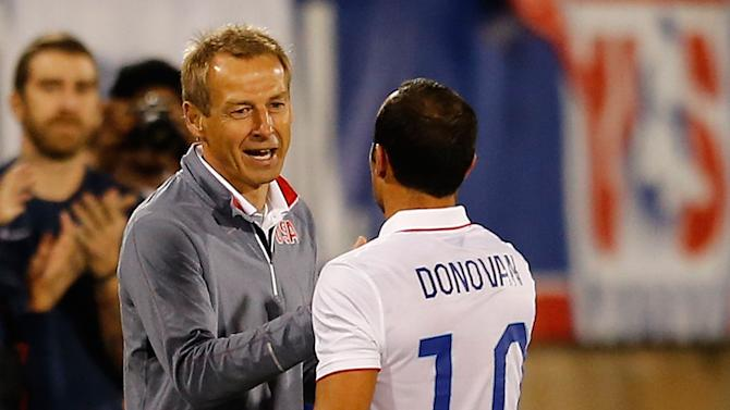 Donovan: Klinsmann should be fired if he loses to Mexico