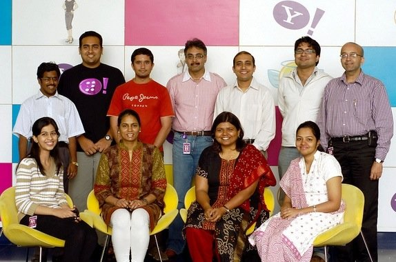 Yahoo! India R&D Accessibility Task Force members