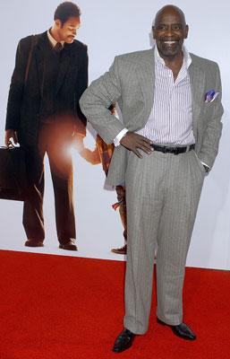 Chris Gardner at the Los Angeles premiere of Columbia Pictures' The Pursuit of Happyness
