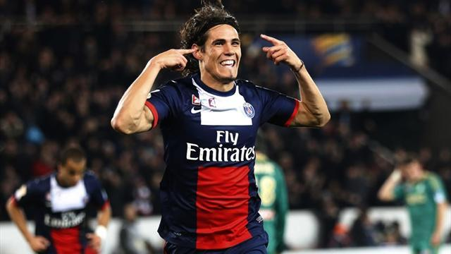 Premier League - Paper Round: United and Chelsea to battle for Cavani