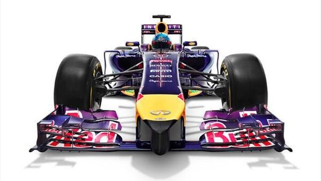 Formula 1 - Red Bull RB10 breaks cover at Jerez